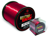 Quantum Quattron Salsa 1289m 0,45mm/16,50kg transparent red