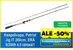 Haspelivapa, Patriot Jig IT 200cm